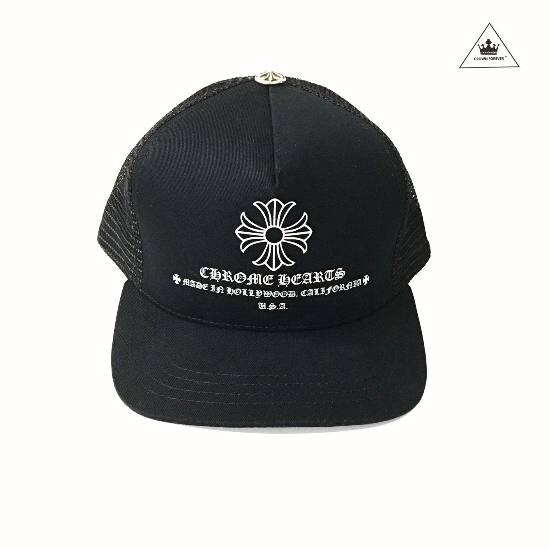77800f6b2694d CH Made In Hollywood CAP Black Chrome Hearts