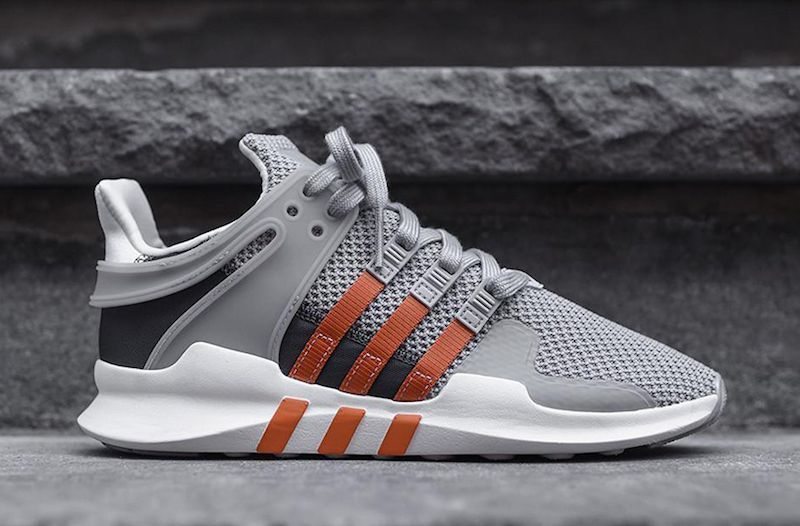 finest selection 2de6f 7c218 This adidas EQT Support ADV With Burnt Orange Accents Is For The Ladies •  KicksOnFire.com