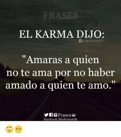 Simples Palabras Karma Frases Sabias Dichos Y Frases Frases De Palabras