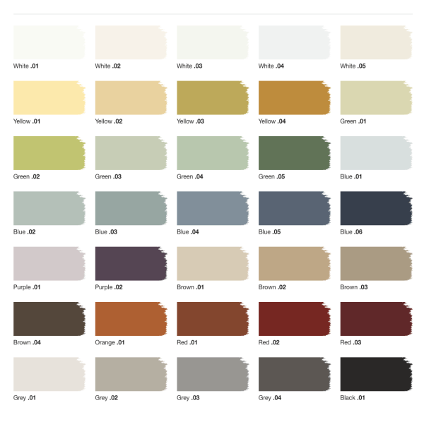 Color By Crate And Barrel 2016 2018 2017 Paint Colors