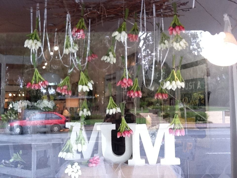 Mothers Day Window Display Google Search Spring Window Display