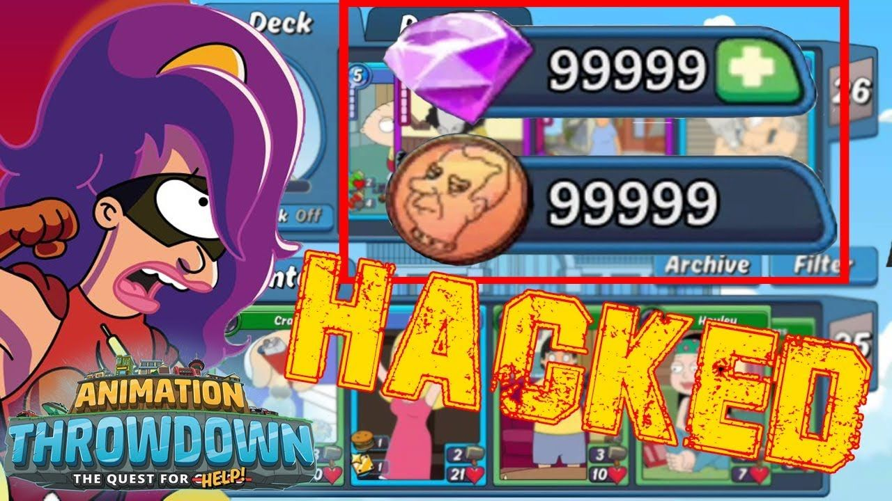 Animation throwdown the quest for cards hack no survey