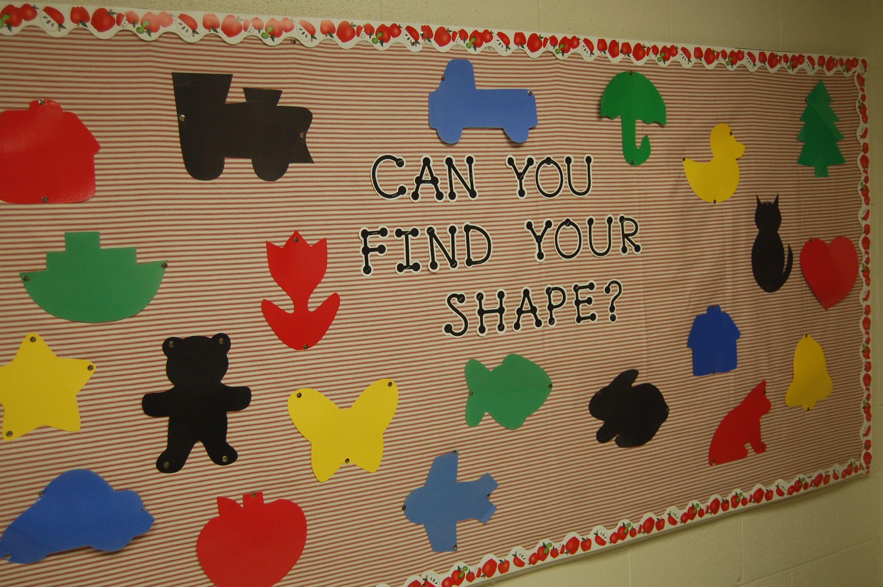Classroom Management Ideas For Kindergarten : Preschool bulletin boards for classrooms