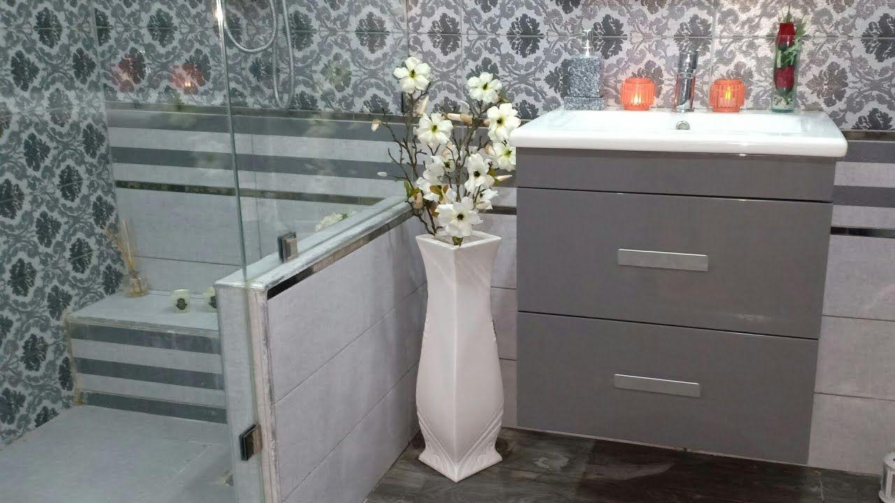 جولة في حمام صغير وراقي Home Decor Decor Furniture