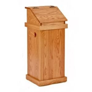 13 Gallon Wood Trash Can Love So Much Wooden Trash Can Wood Trash Can Wood