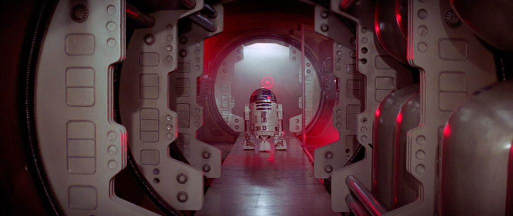 Image Result For Star Wars Tantive Iv Interior Star Wars 1977 Star Wars Episode Iv Star Wars R2d2