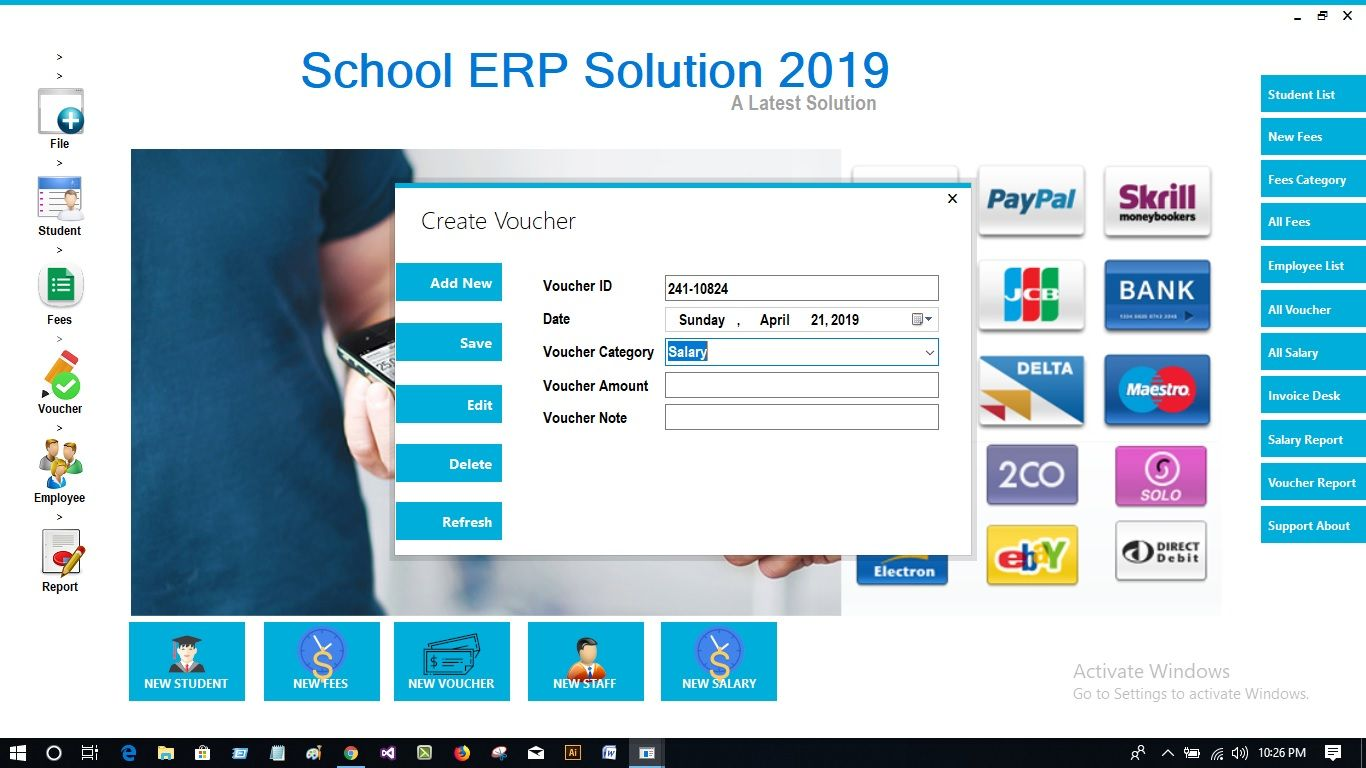 f498866efce87fe2154866da5a52384e - Student Management System Project In C# Windows Application