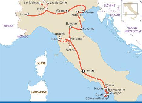 Le Grand Tour Grand Tour Italie Et Voyages En Voiture