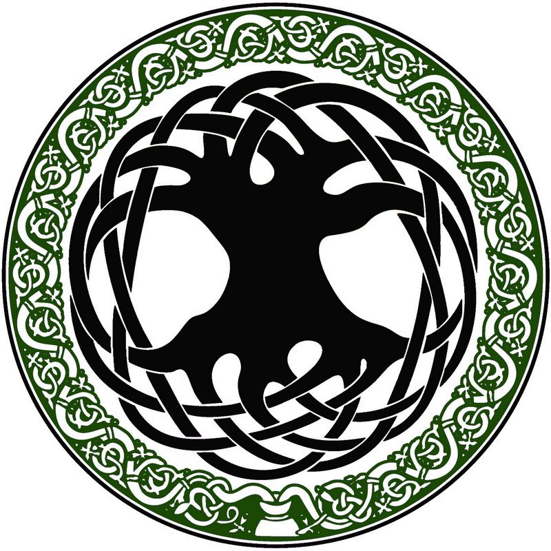 Celtic Traditions: Celtic tree worship - Almost all kinds of tree found in the Celtic countries have been thought to have special powers or to serve as the abode of the fairies, especially the magical trio of oak, ash, and thorn. |    https://www.facebook.com/photo.php?fbid=649211525101151&set=a.134735423215433.17340.131420090213633&type=1
