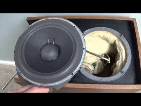 Bose 301 Series 1 Restoration Garbage Picked And Restored Youtube Restoration Garbage Series