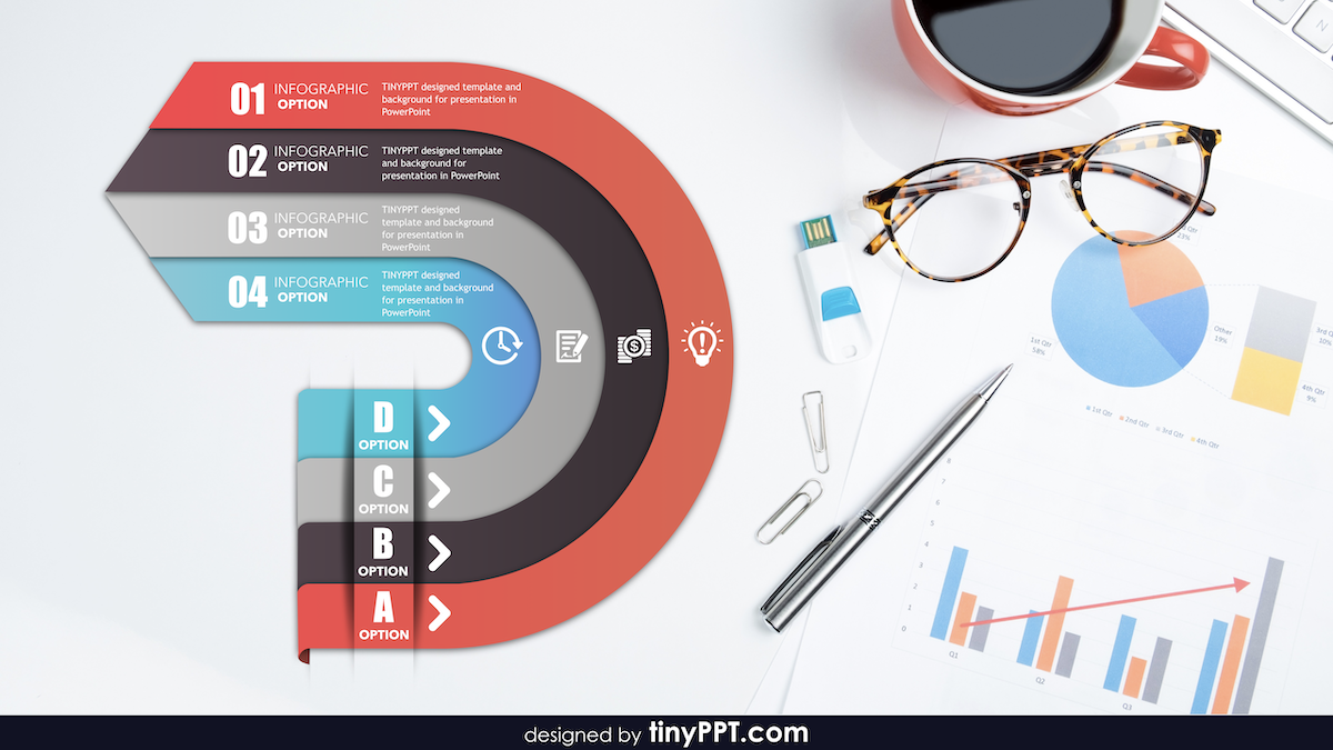 Ppt Templates Free Download For Project Presentation Infographic