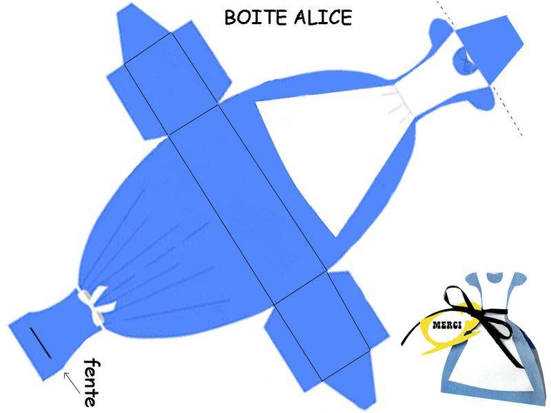 Lot de 4 Alice au pays des merveilles fête décoration flèches