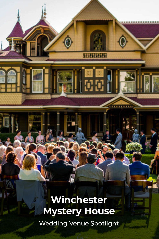 Winchester Mystery House Wedding Venue Spotlight