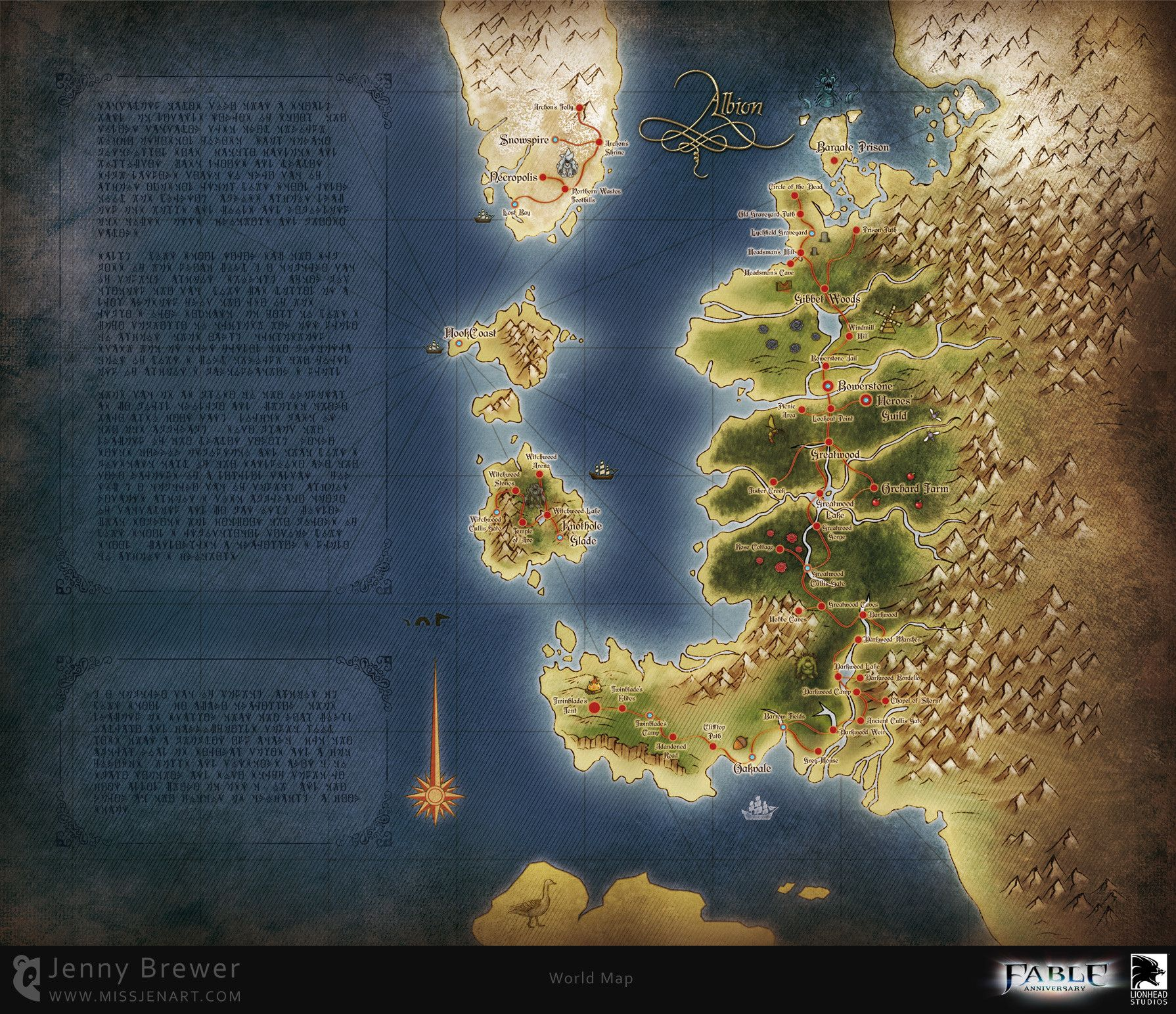 I was given the opportunity to redraw the map of albion read more i was given the opportunity to redraw the map of albion read more about it gumiabroncs Images