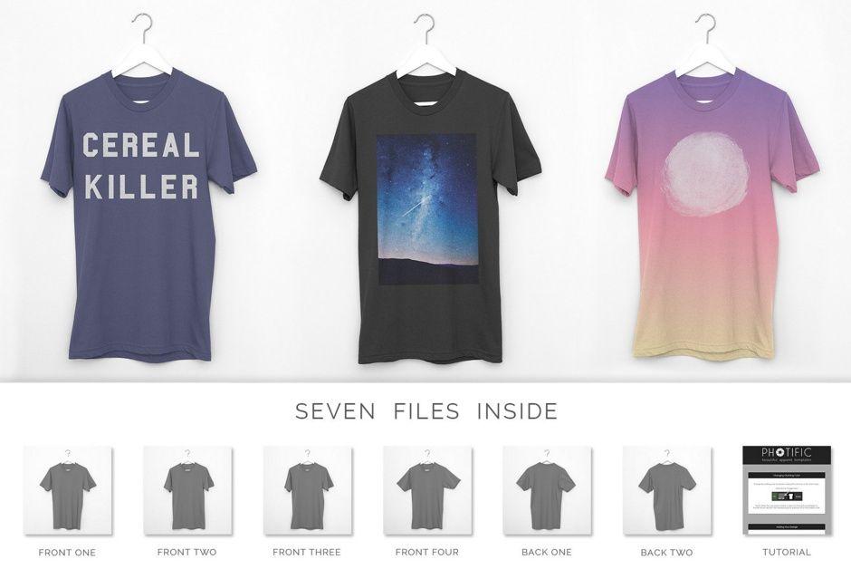 Download 25+ Apparel Mockup PSD Designs for Branding | Clothing ...
