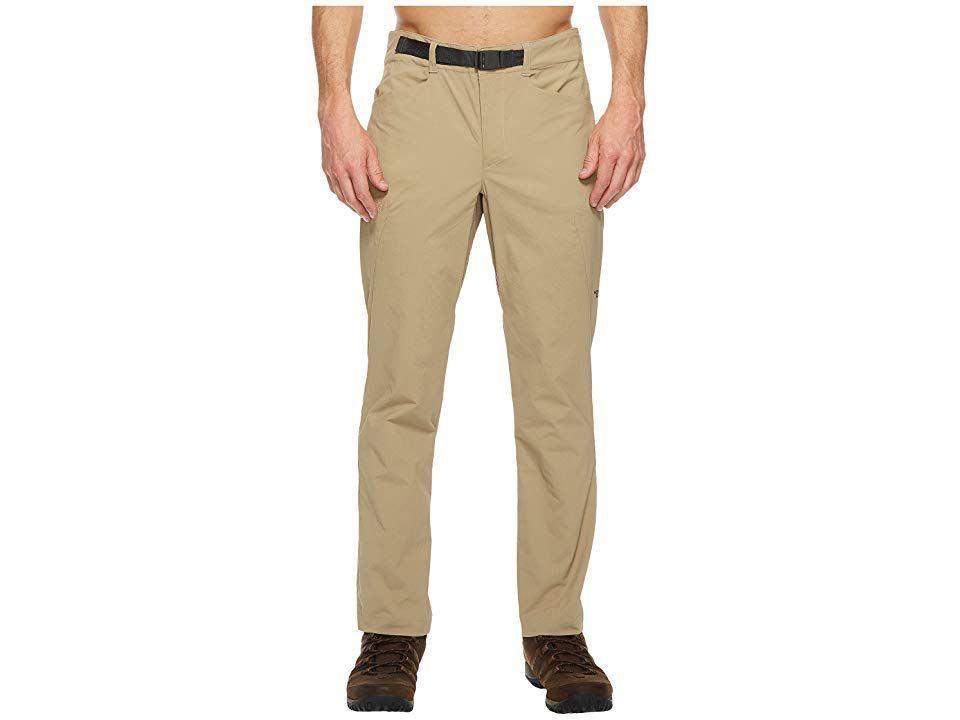 The North Face Straight Paramount 30 Pants Dune Beige Mens Casual Pants A durable and classic pair of pants that are perfect for any adventure Straight leg fit Durable st...