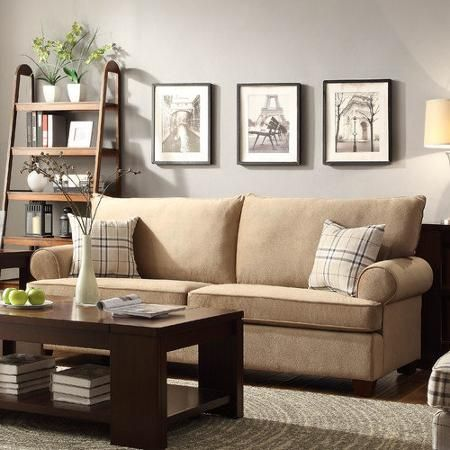 Woodbridge Home Designs Talullah Loveseat