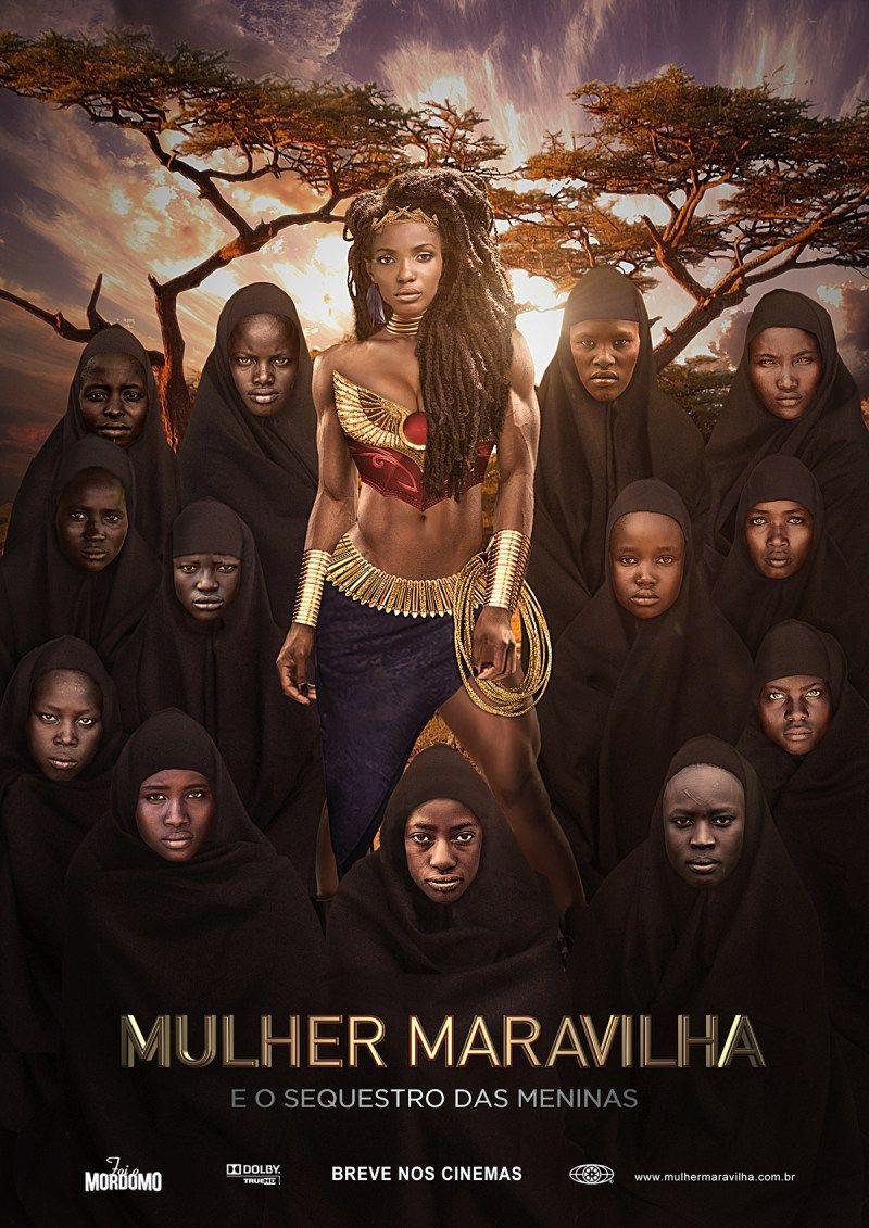 Super heróis africanos 6.2