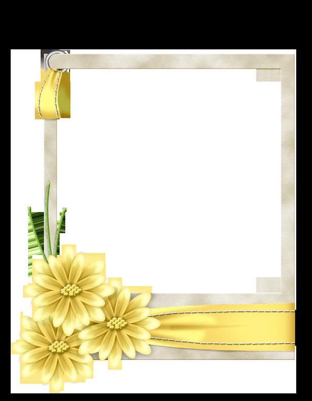 совсем желтые рамки для открыток рассказе