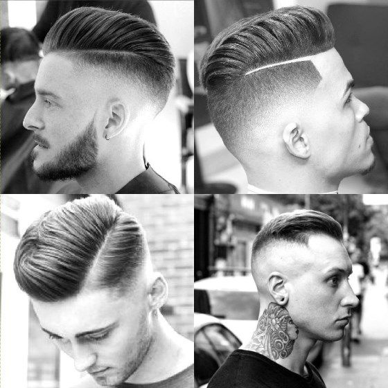 nice Different Comb Over Hairstyles for Men   AskHairstyles by ...