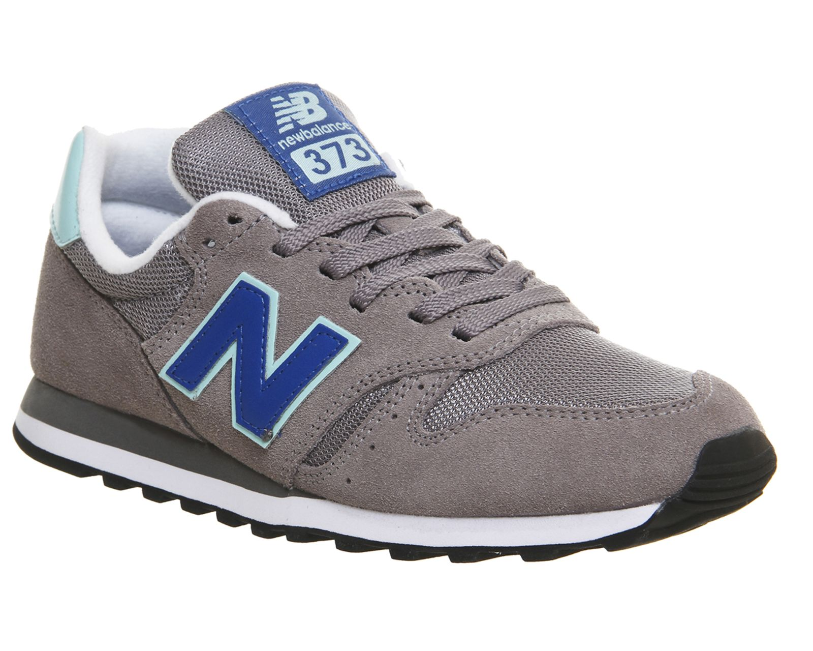 New Balance Ml373 Grey Mint Blue