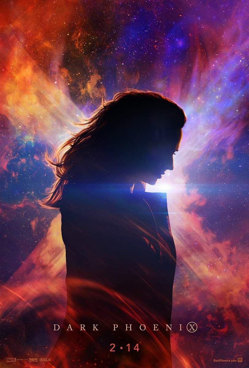 X Men Dark Phoenix Poster Released Ver Peliculas Completas Ver Peliculas Online Peliculas Completas