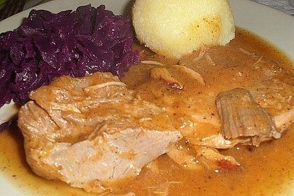 Mein Schweinebraten von selleriena | Chefkoch