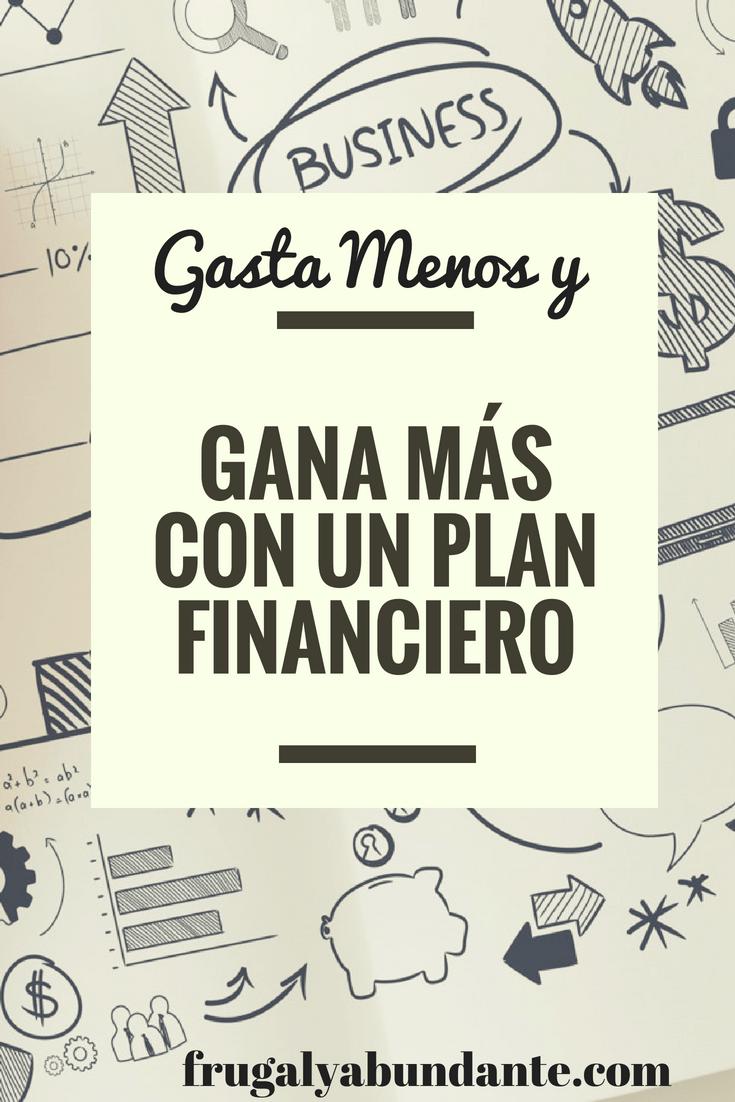 Estructura De Un Plan Financiero Personal Estados
