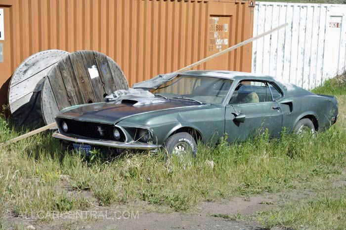 1969 Mustang Maintenance Restoration Of Old Vintage Vehicles The Material For New Cogs Casters Gears Pads Could Barn Find Cars Barn Finds Classic Cars Mustang