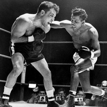 The Best Middleweight Boxers Of All Time Sugar Ray Robinson Boxing History Boxer