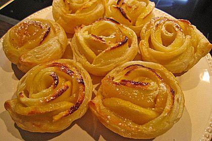 Apfelrosen von sakelly | Chefkoch