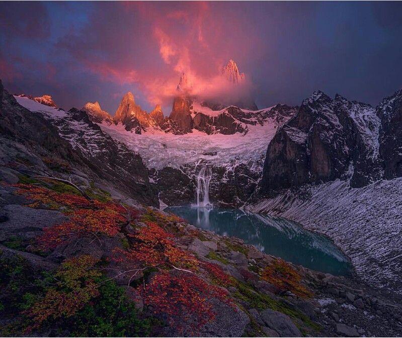 Mt Fitz Roy, Argentina