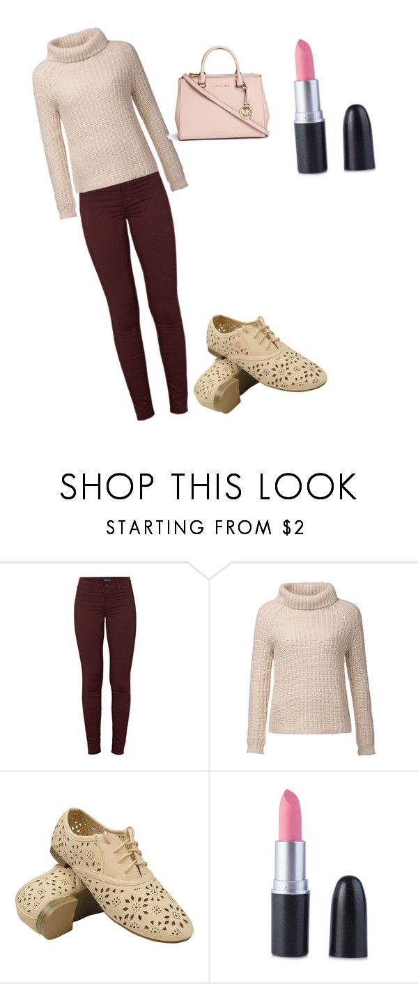 """Untitled #6"" by aleahcrawford2027 on Polyvore featuring beauty, J Brand, Tommy Hilfiger and Michael Kors"