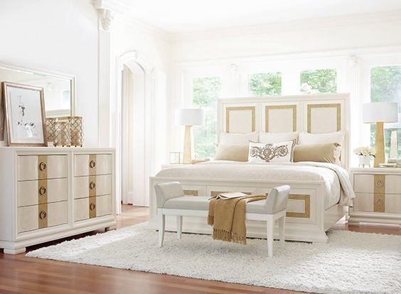 54 Amazing All White Bedroom Ideas The Sleep Judge Bedroom Panel King Bedroom Sets Bedroom Set