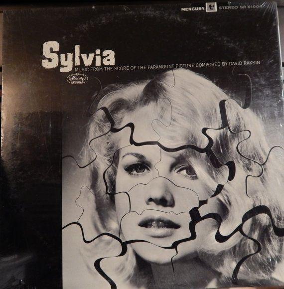 "Sylvia (1965 music David Raksin) Mint 12"" Vinyl LP Original Soundtrack; Carroll Baker, George Maharis, Joanne Dru, Peter Lawford, V Lindfors"