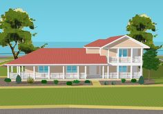 Partial Second Story Addition Ranch Google Search Home Addition Plans Home Additions Ranch Style Homes