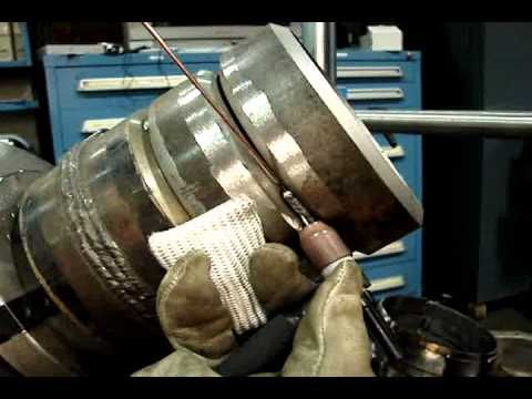 Tig Welding Pipe 6g Certification Test Techniques - YouTube | Garage ...
