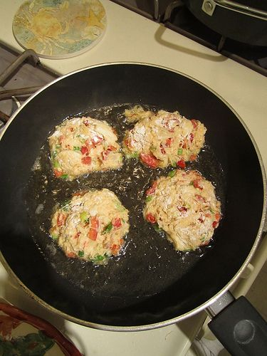 Paula Deen Crab Cake Recipe
