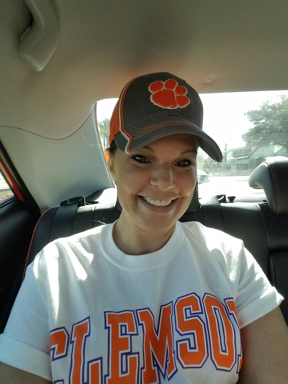 on my way to the game gotigers allin ACCChampionship