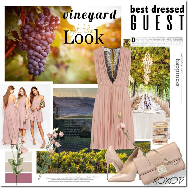 What To Wear Vineyard Wedding Guest