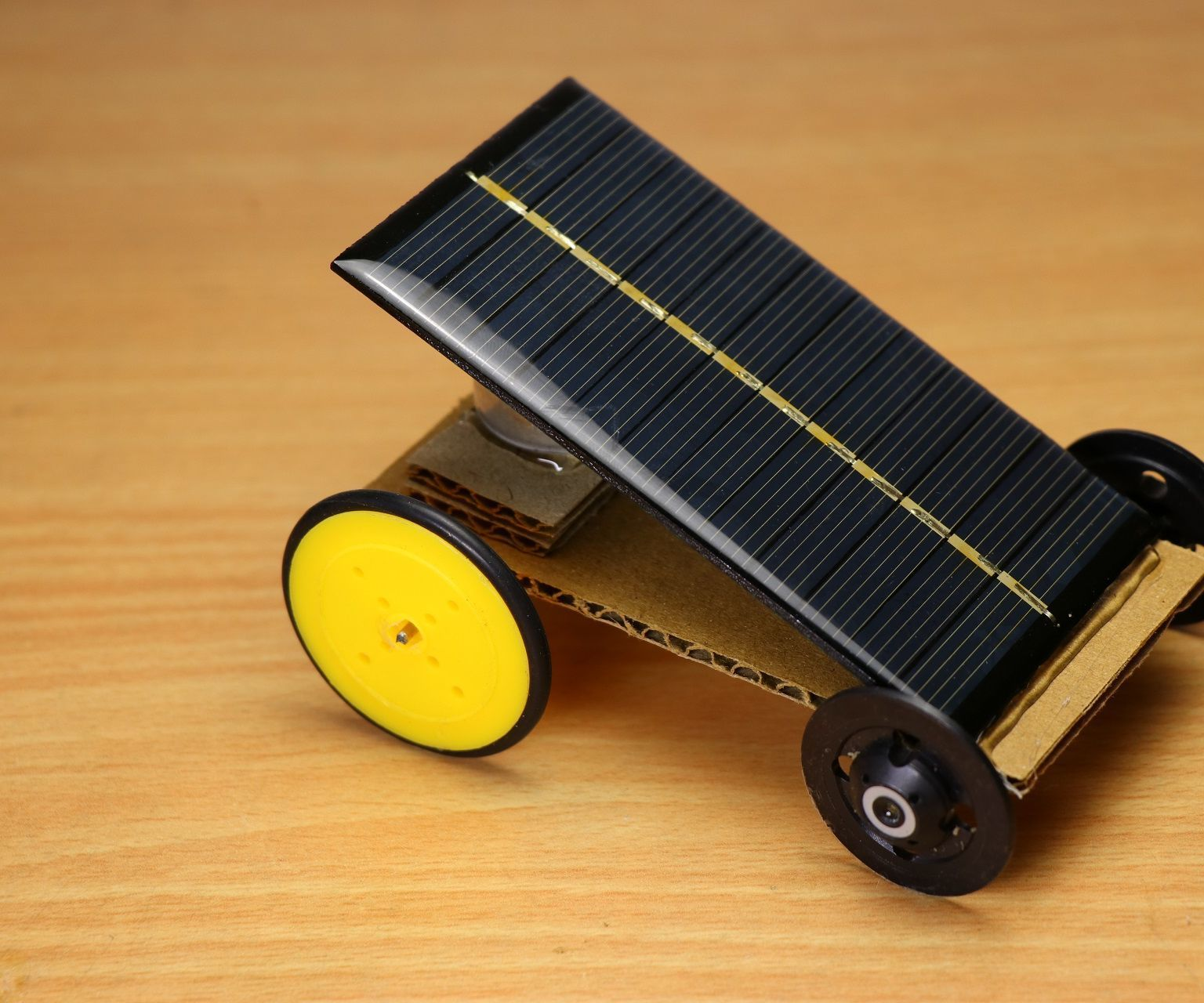 How to Make Solar Car DIY Mini Car Solar car, Solar