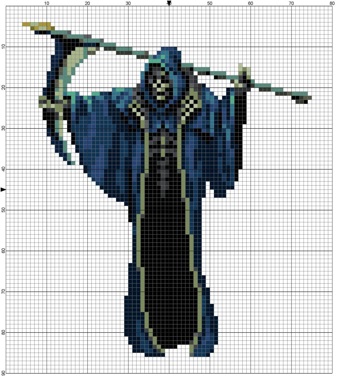 Pearl beads Castlevania Death
