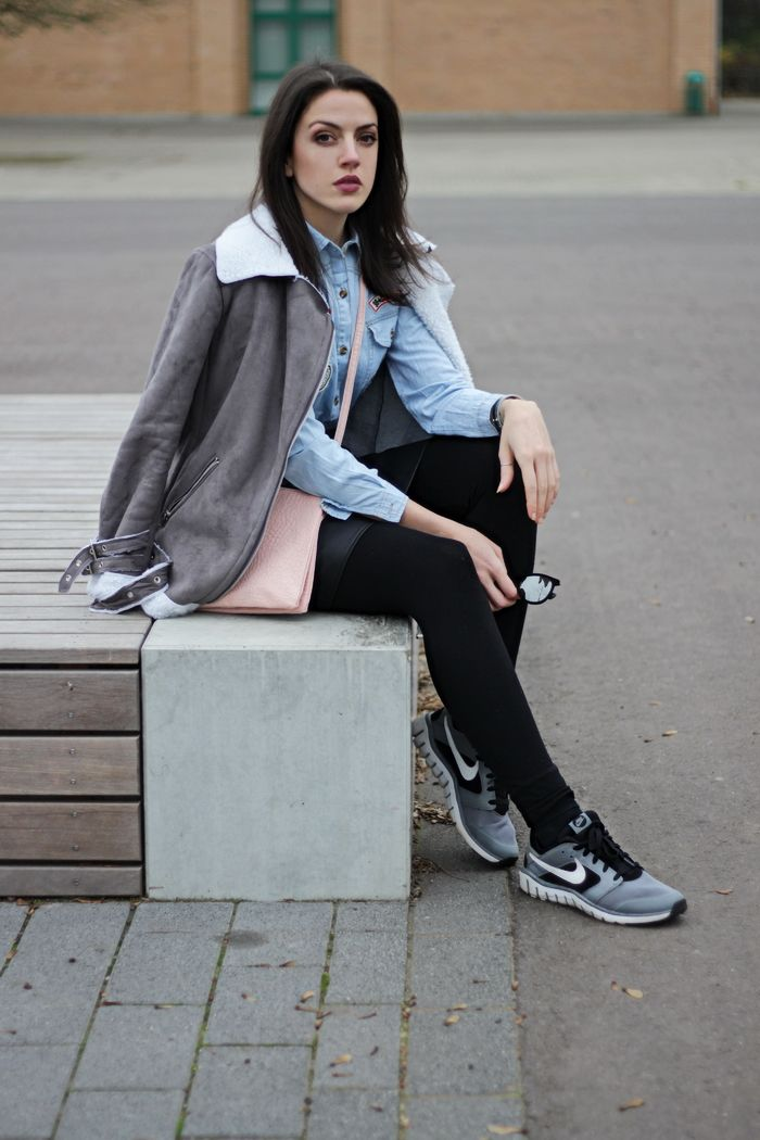 Outfit Rock Nike Sneaker