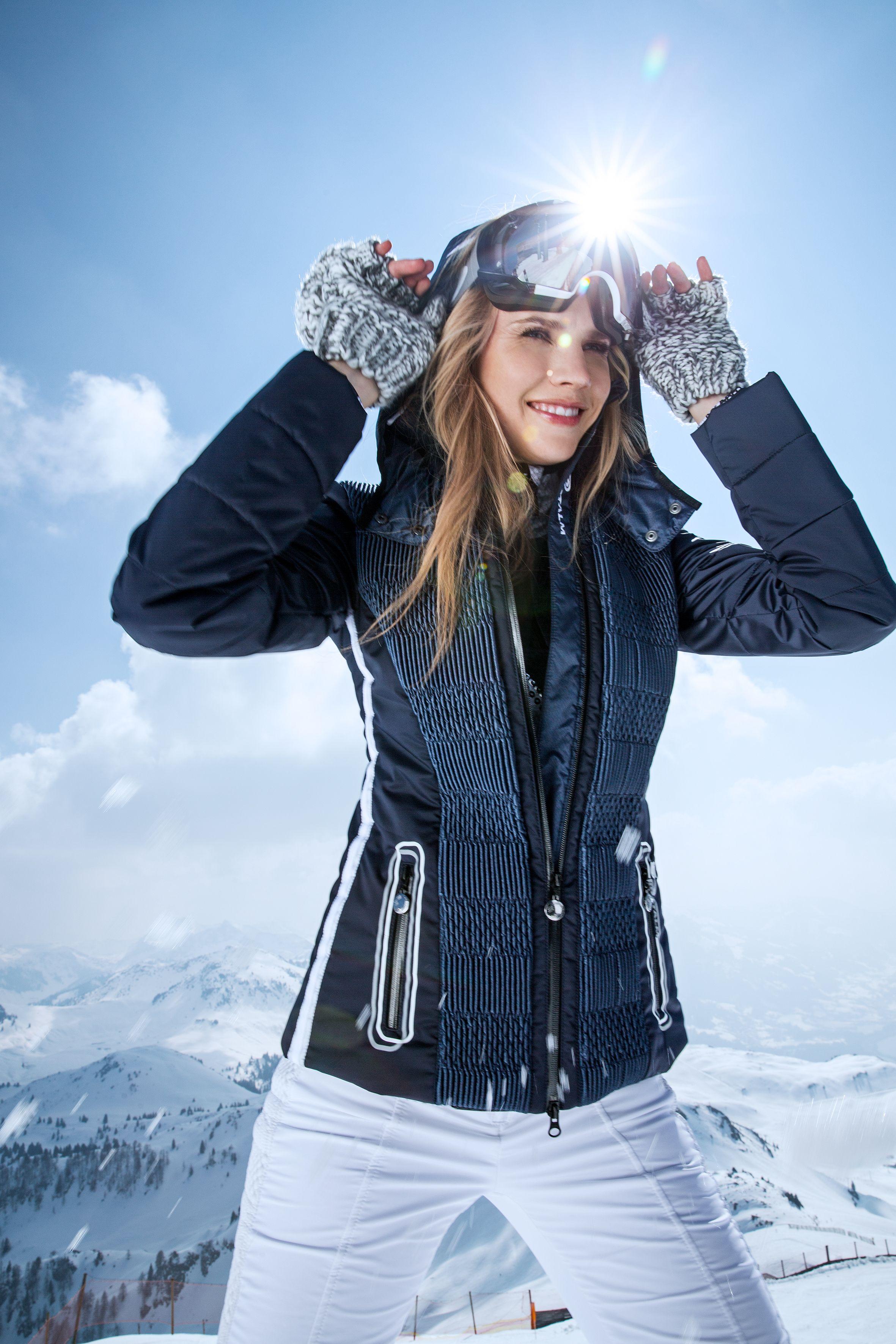 SPORTALM Ski Fashion | Everlasting Ski Jacket