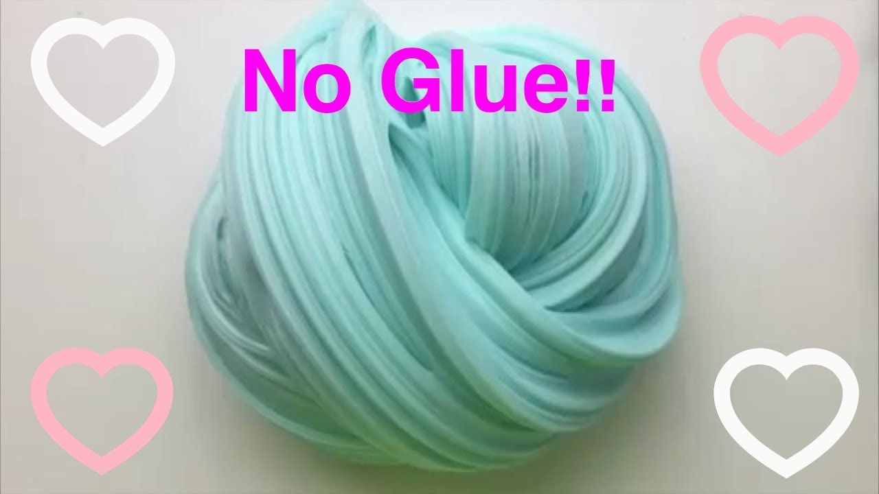 How to make fluffy slime with no glue youtube slime magic how to make fluffy slime with no glue youtube ccuart Image collections