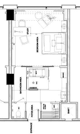 Grand Hyatt Shenzhen Floor Plan Hotel Room Plan Hotel Suite Plan Hotel Plan