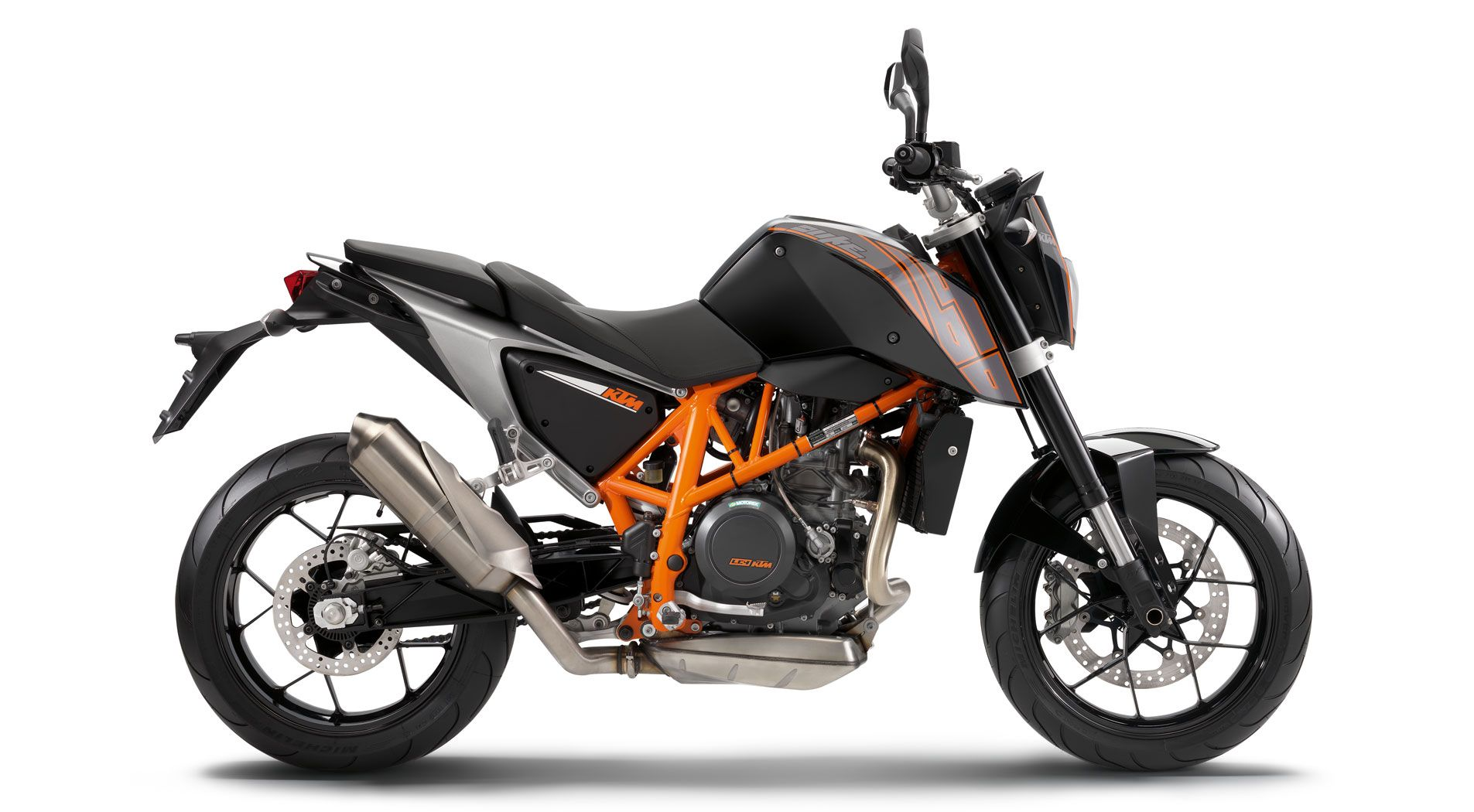 2014 KTM 690 Duke The essence of motorcycling Ktm 690