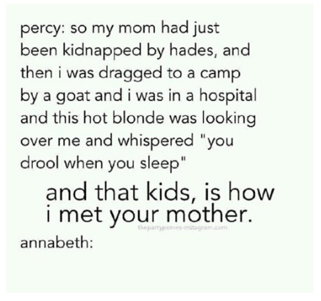 15 Hilarious Jokes You'll Only Understand If You're A Percy Jackson Fan