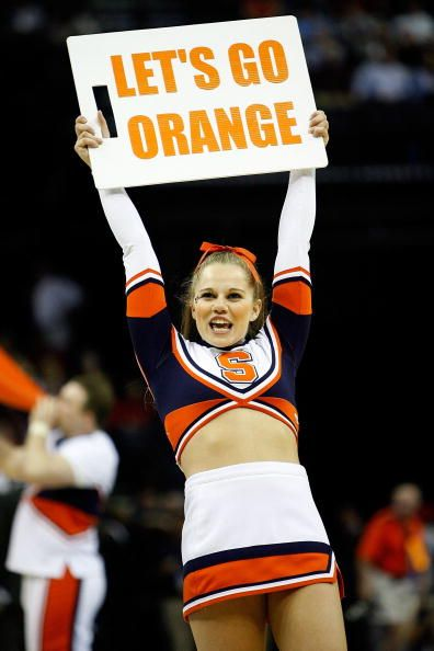 Pictures Ncaa Cheerleaders Syracuse Basketball