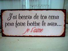 Citations Damour En Francais Google Search French Love